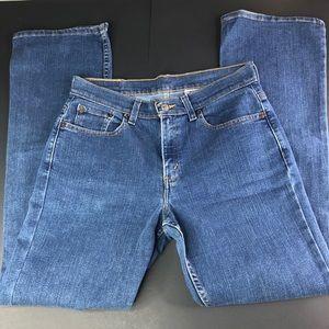 Levis 515 Women's 8M Denim Jeans in EUC